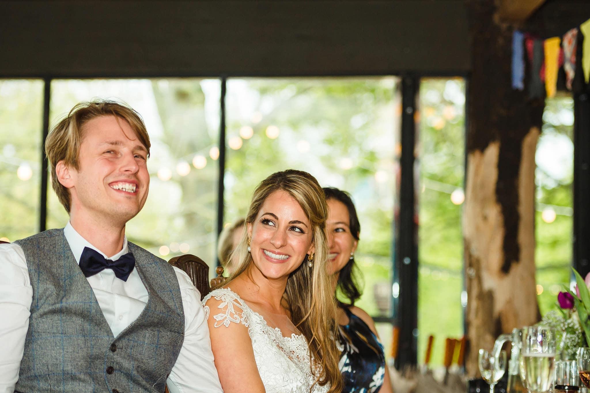 Tom + Shadi   Dewsall Court Wedding 190