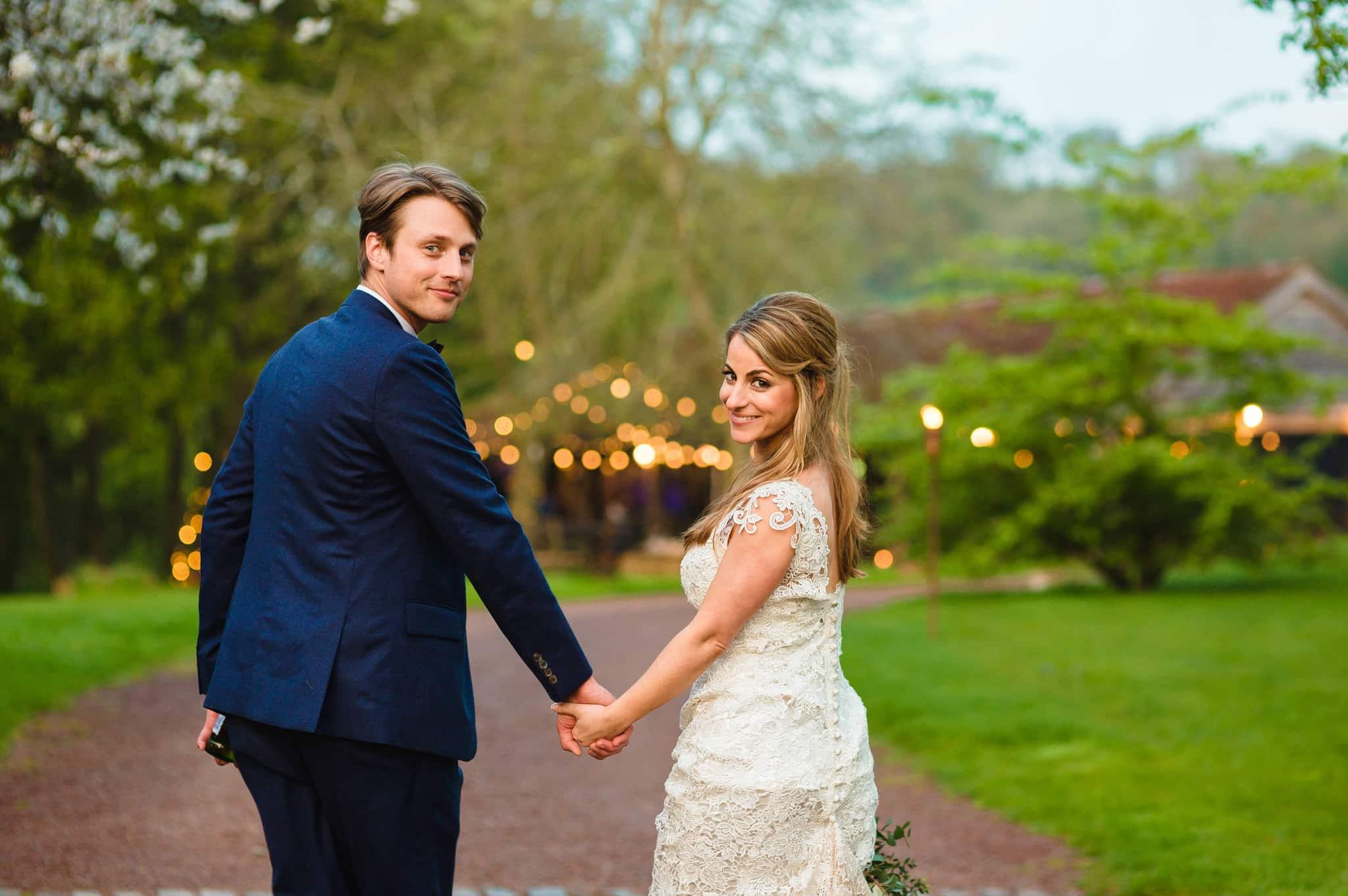 Tom + Shadi   Dewsall Court Wedding 209