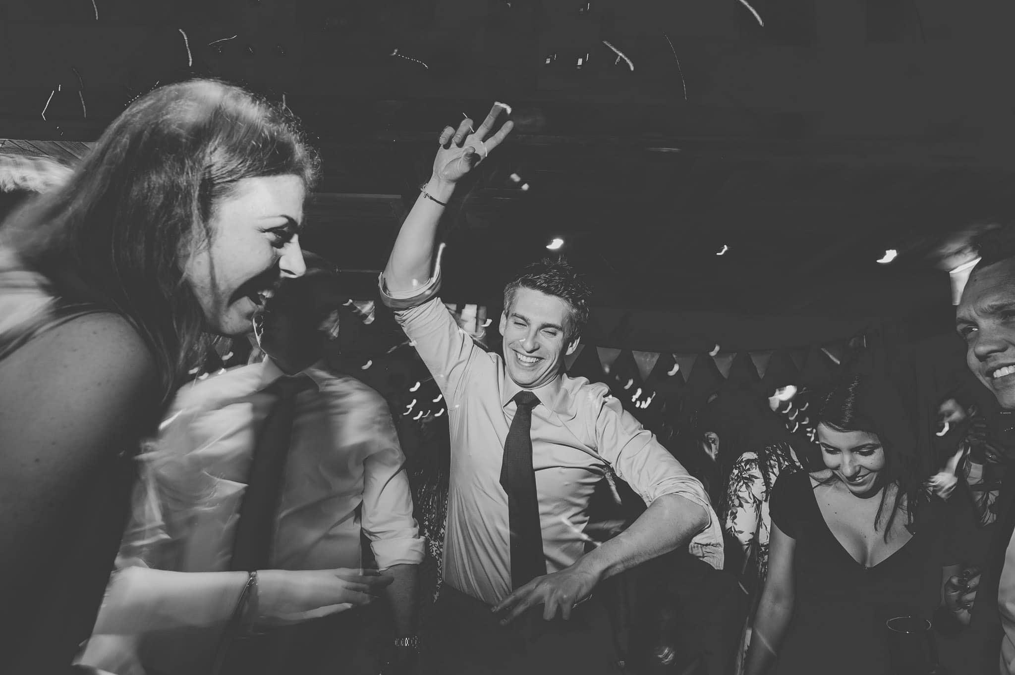 Tom + Shadi   Dewsall Court Wedding 219