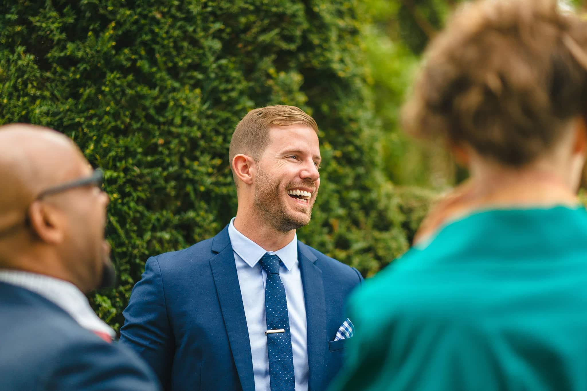 Tom + Shadi   Dewsall Court Wedding 31