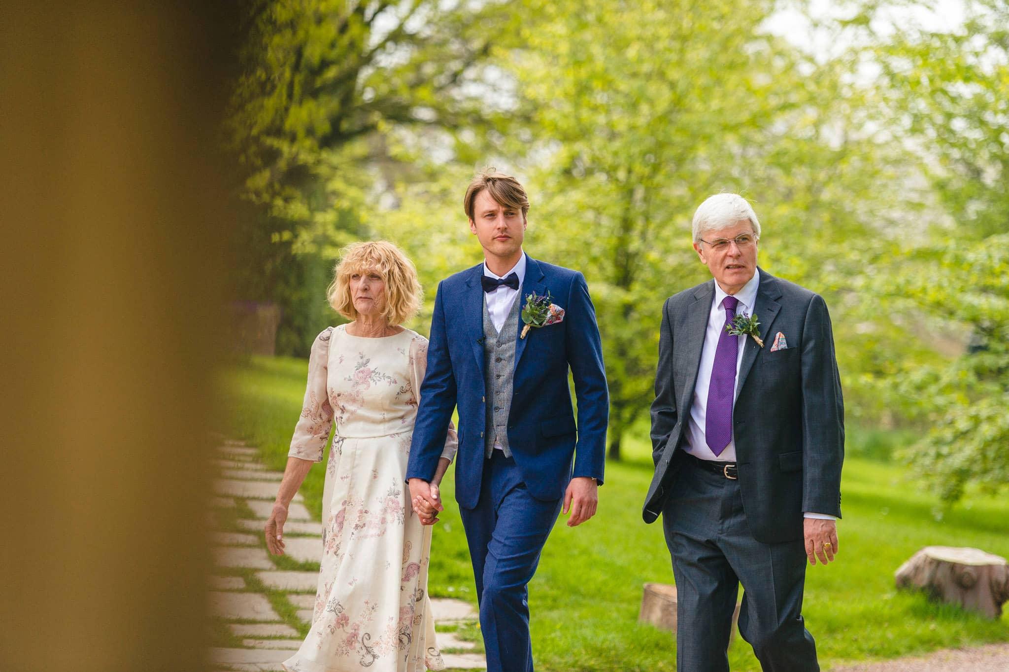 Tom + Shadi   Dewsall Court Wedding 72
