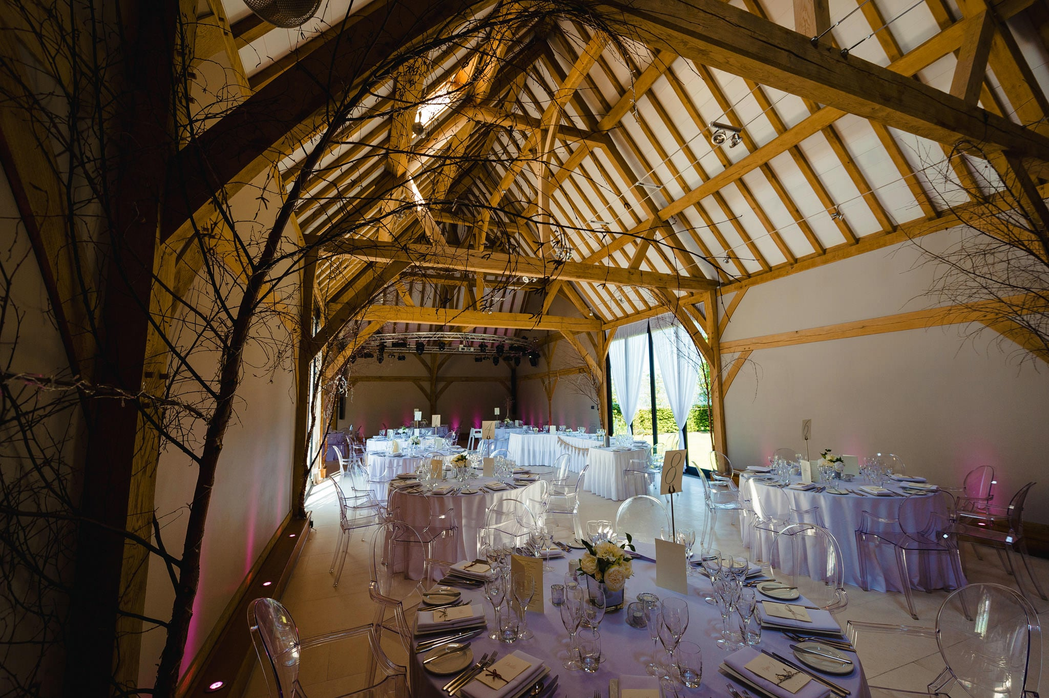 Wedding at Redhouse Barn in Stoke Prior, Worcestershire 3