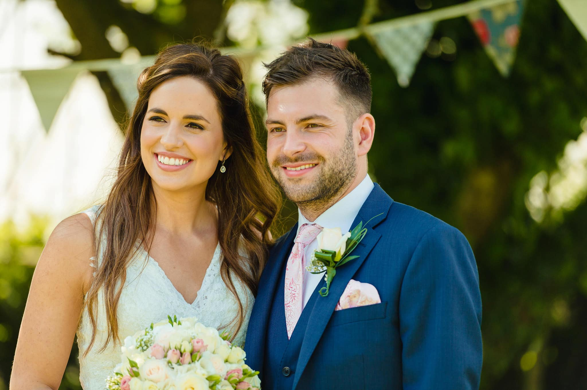 Wedding at Redhouse Barn in Stoke Prior, Worcestershire 111