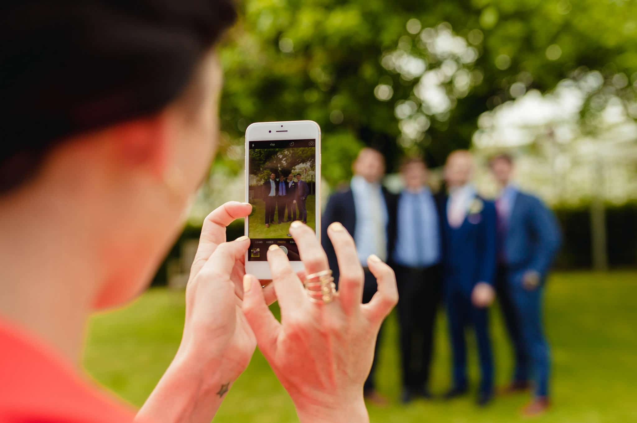 Wedding at Redhouse Barn in Stoke Prior, Worcestershire 110
