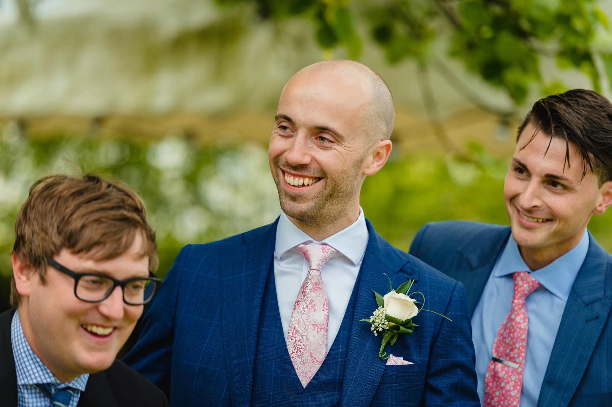 Wedding at Redhouse Barn in Stoke Prior, Worcestershire 117
