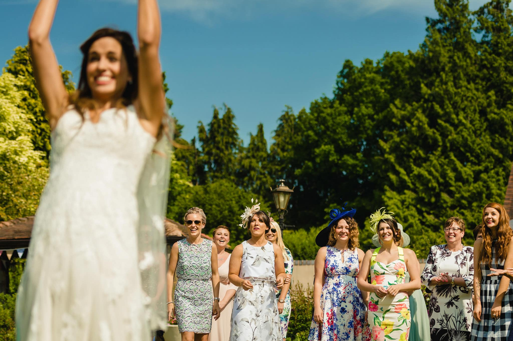 Wedding at Redhouse Barn in Stoke Prior, Worcestershire 119