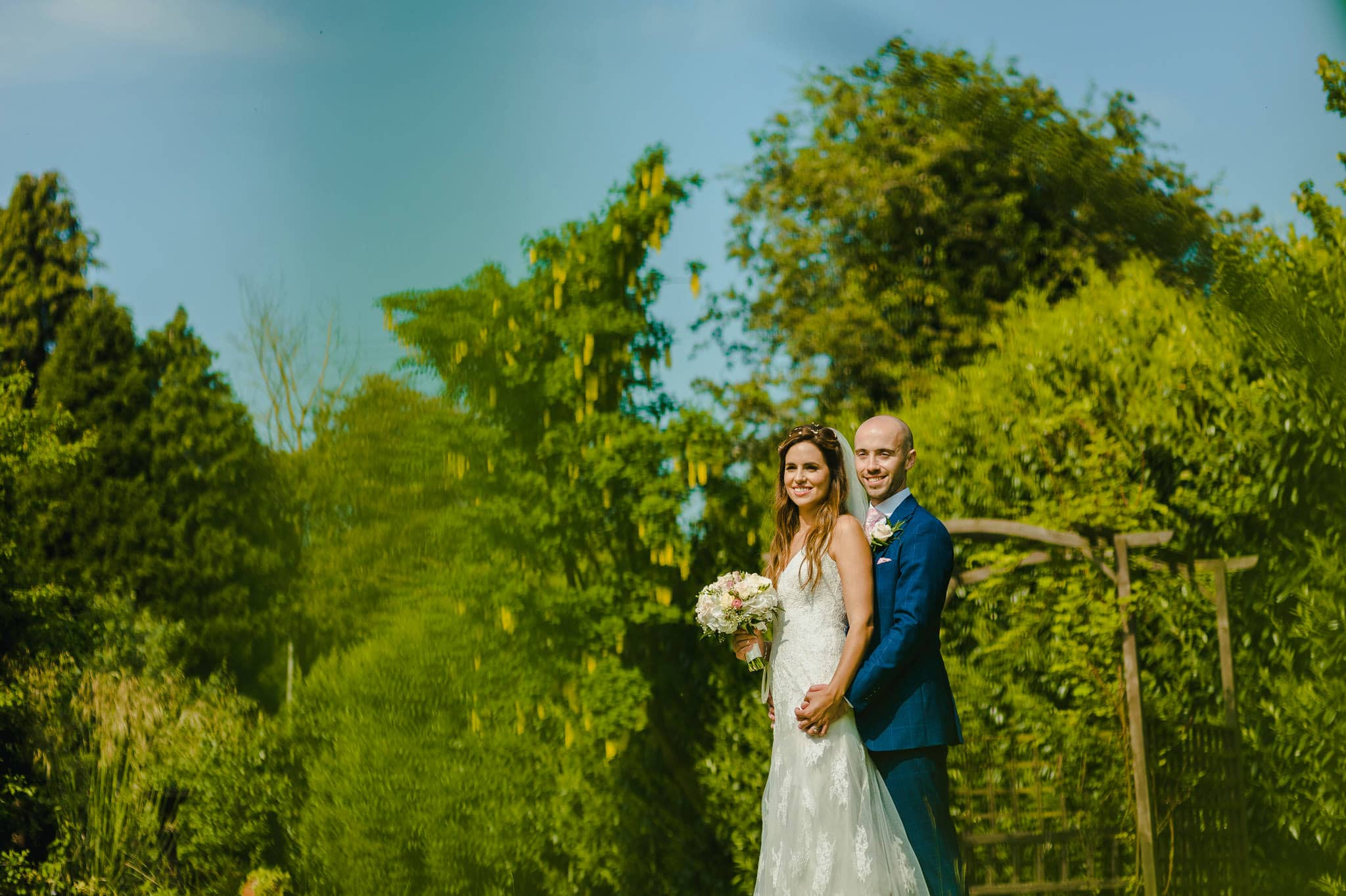 Wedding at Redhouse Barn in Stoke Prior, Worcestershire 114