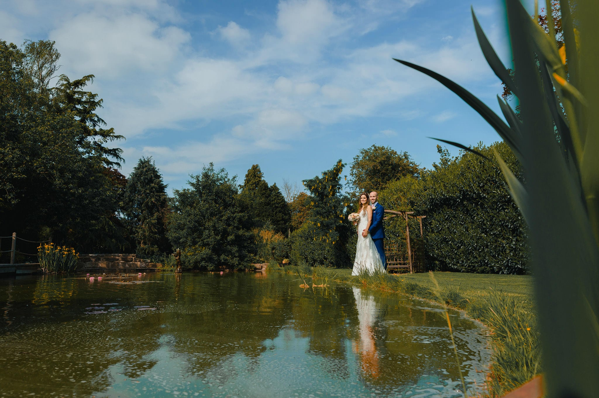 Wedding at Redhouse Barn in Stoke Prior, Worcestershire 106
