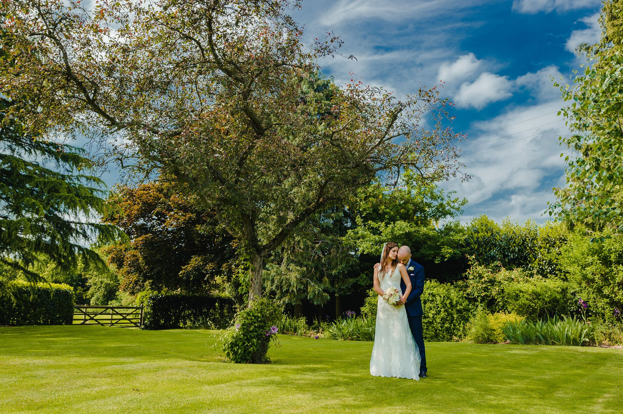 Wedding at Redhouse Barn in Stoke Prior, Worcestershire 126