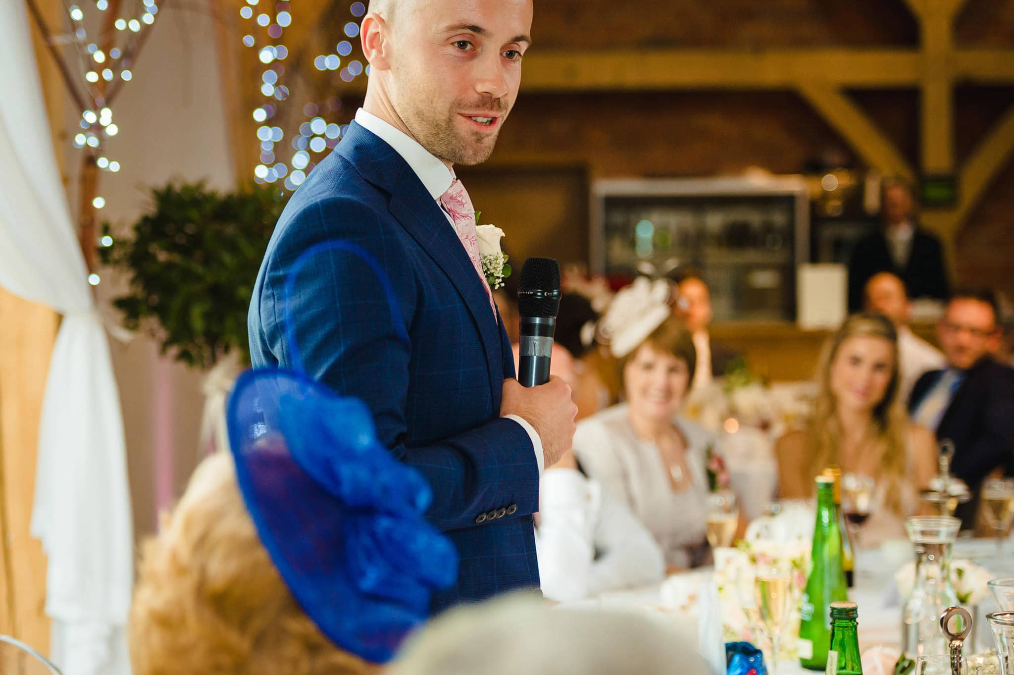 Wedding at Redhouse Barn in Stoke Prior, Worcestershire 134