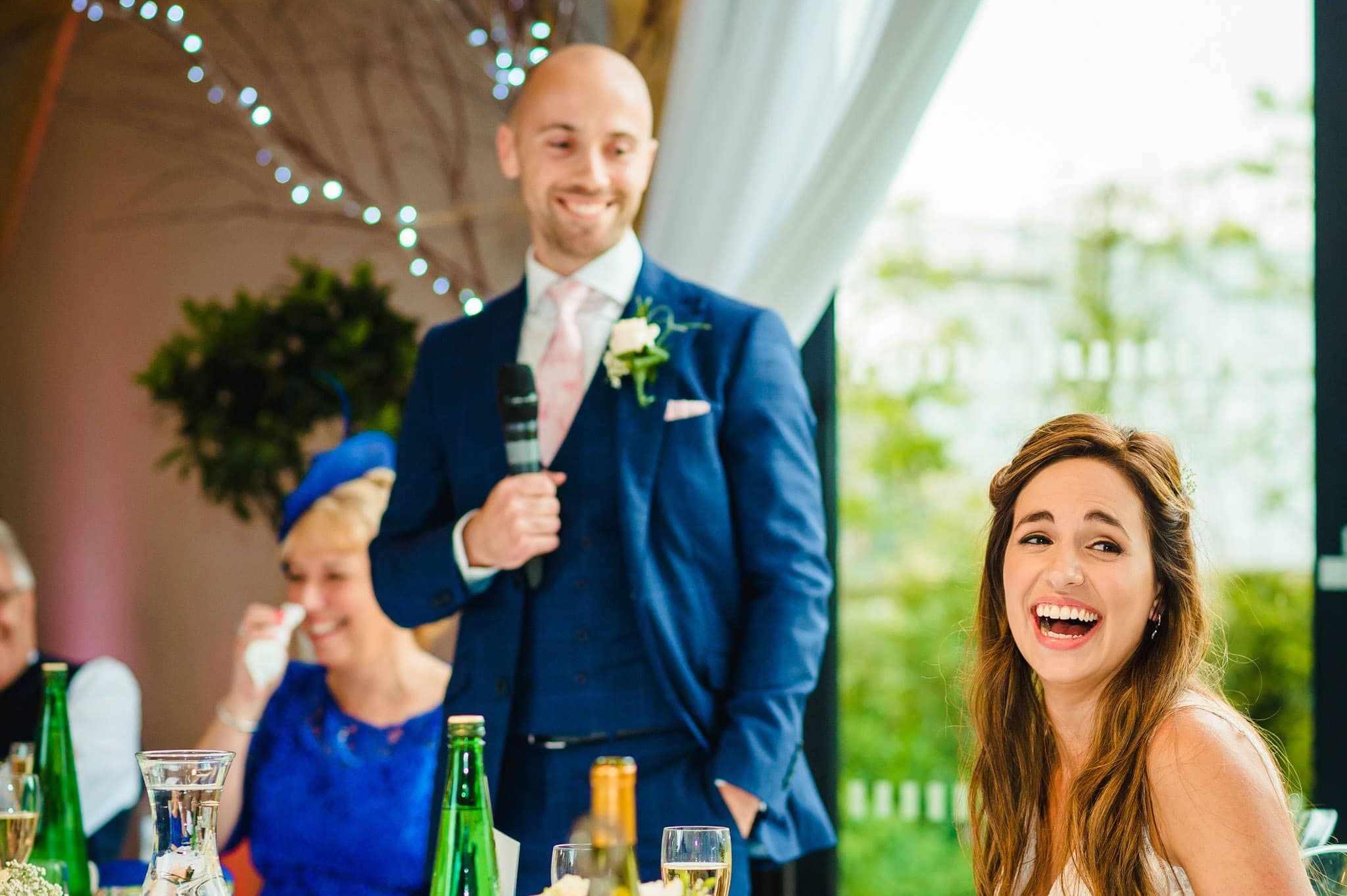 Wedding at Redhouse Barn in Stoke Prior, Worcestershire 146