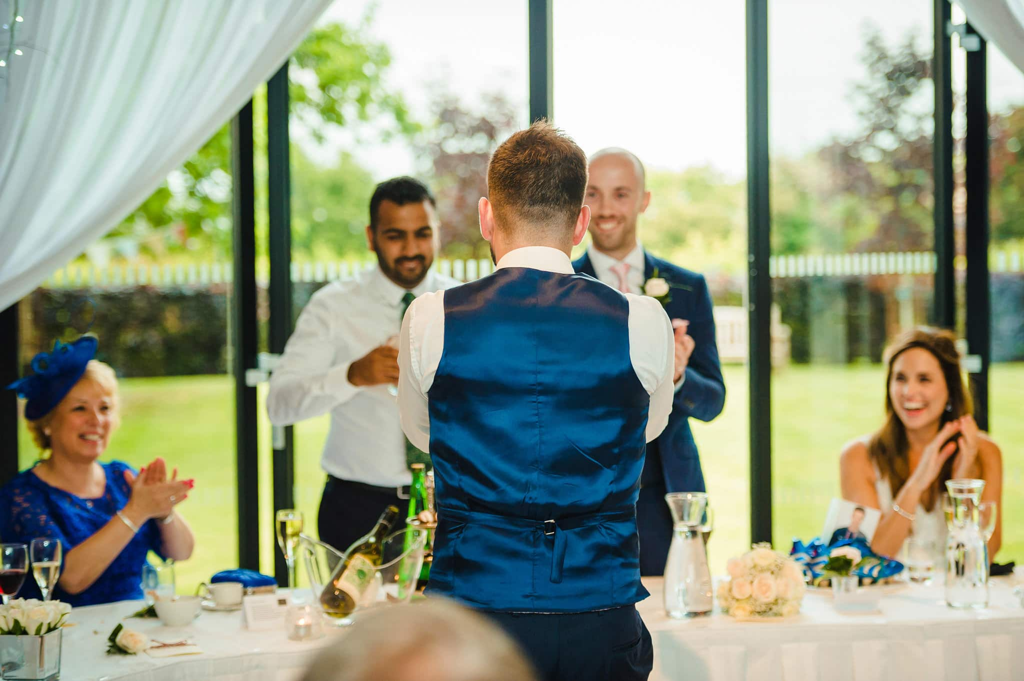 Wedding at Redhouse Barn in Stoke Prior, Worcestershire 147