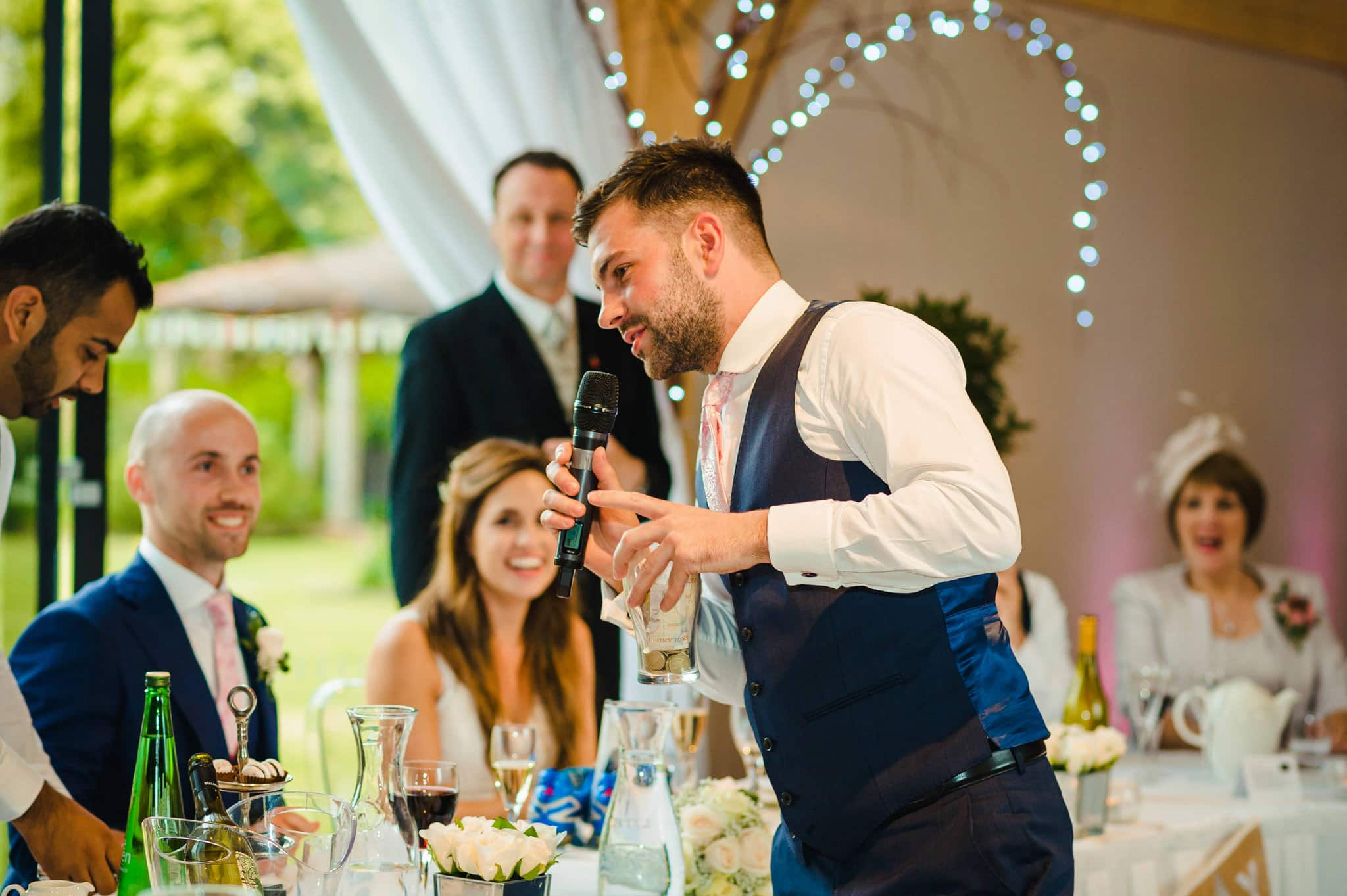 Wedding at Redhouse Barn in Stoke Prior, Worcestershire 149