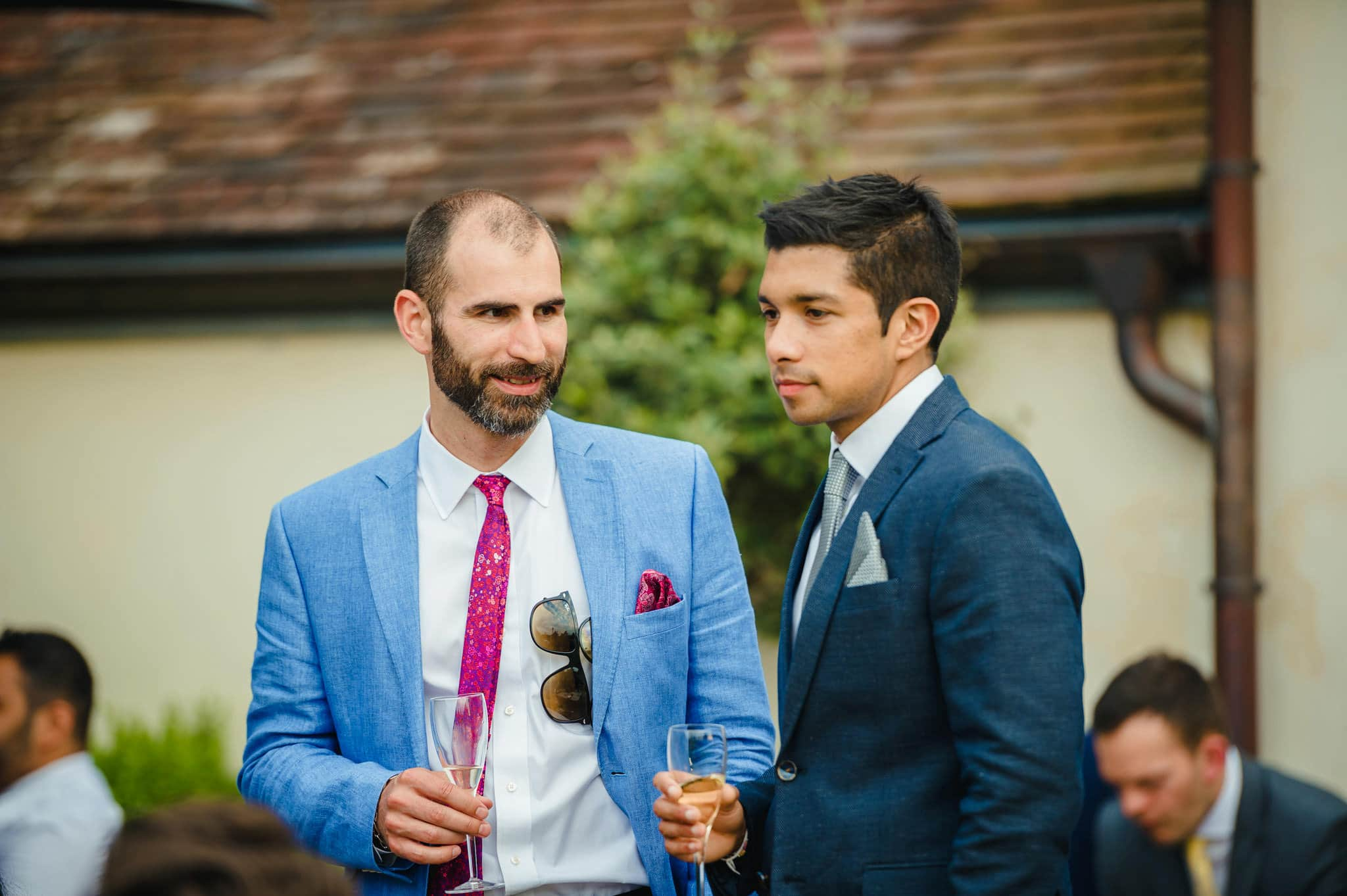 Wedding at Redhouse Barn in Stoke Prior, Worcestershire 158