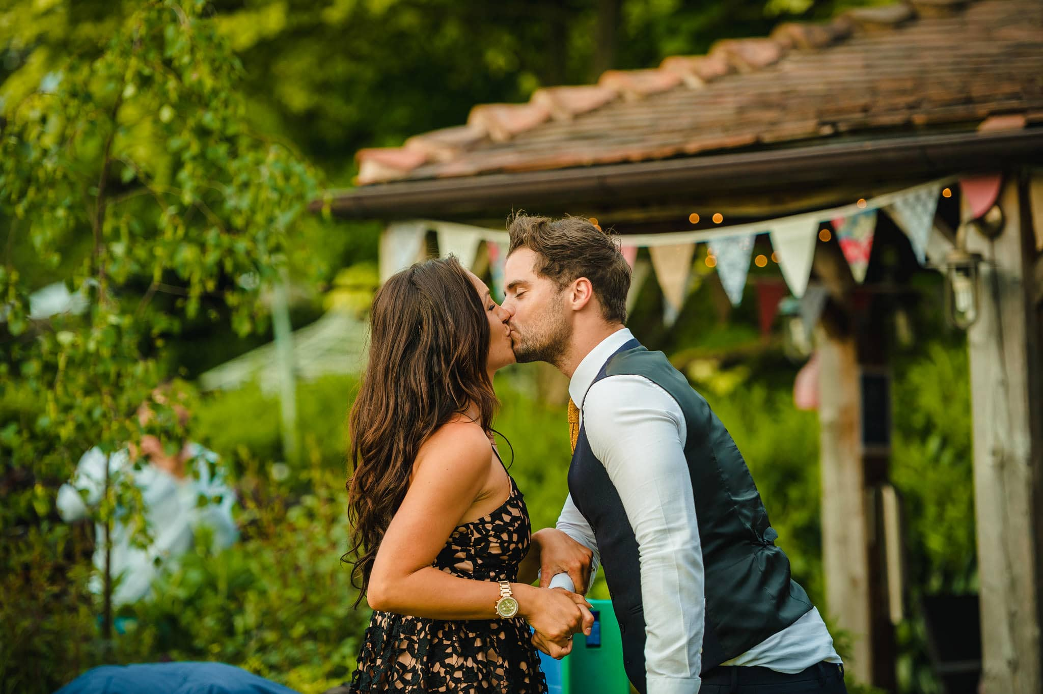 Wedding at Redhouse Barn in Stoke Prior, Worcestershire 166