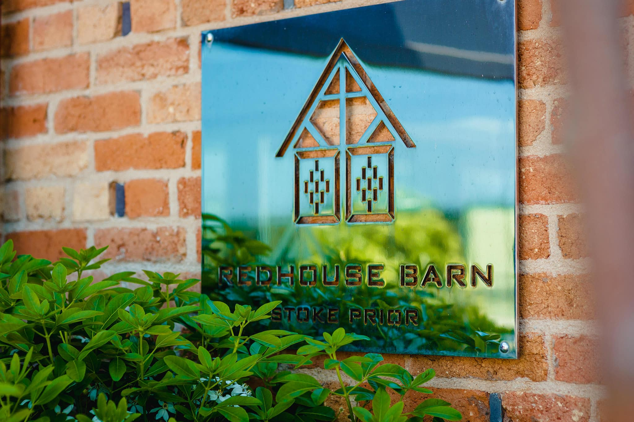 Wedding at Redhouse Barn in Stoke Prior, Worcestershire 2
