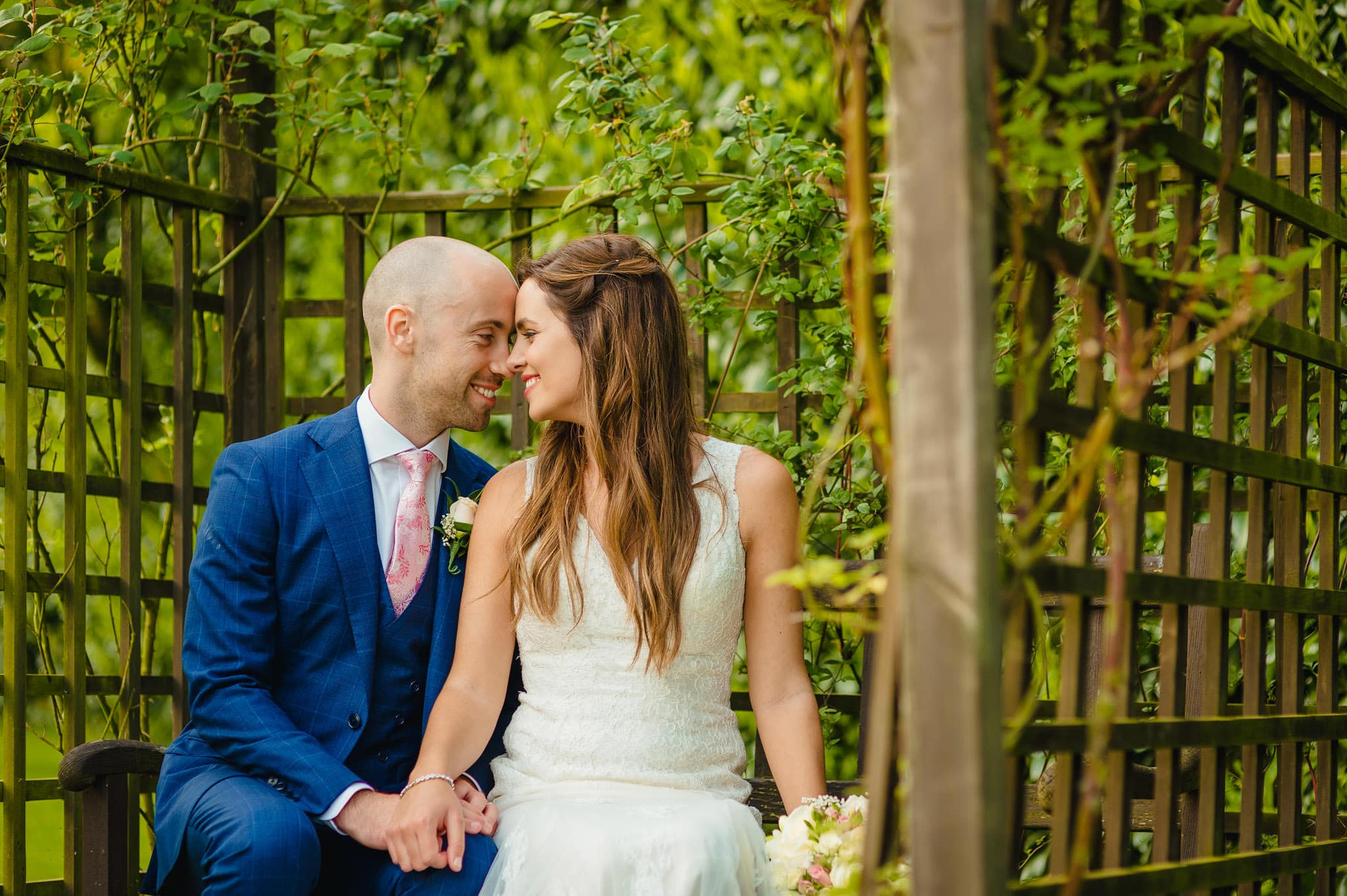 Wedding at Redhouse Barn in Stoke Prior, Worcestershire 178