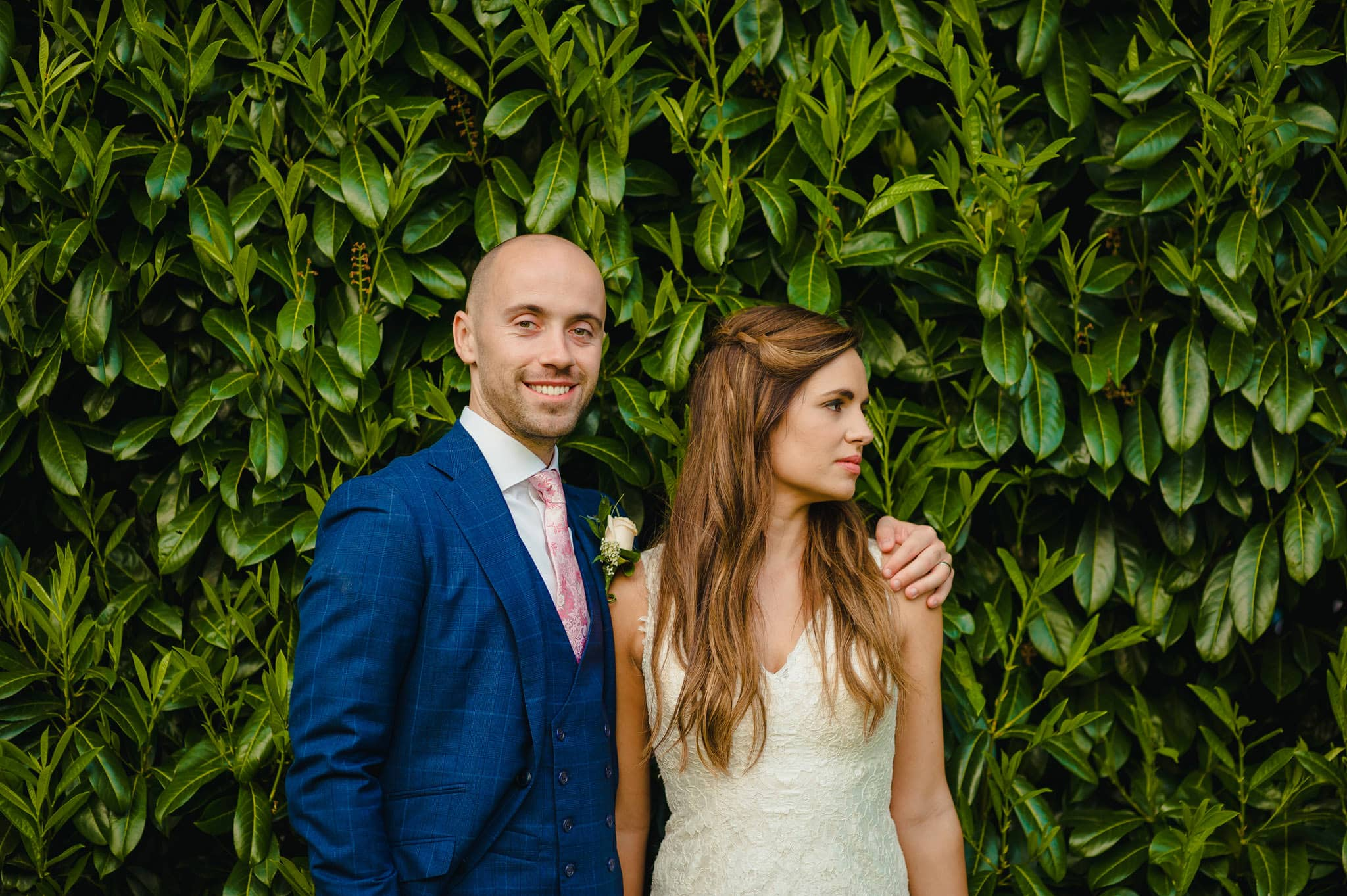 Wedding at Redhouse Barn in Stoke Prior, Worcestershire 167