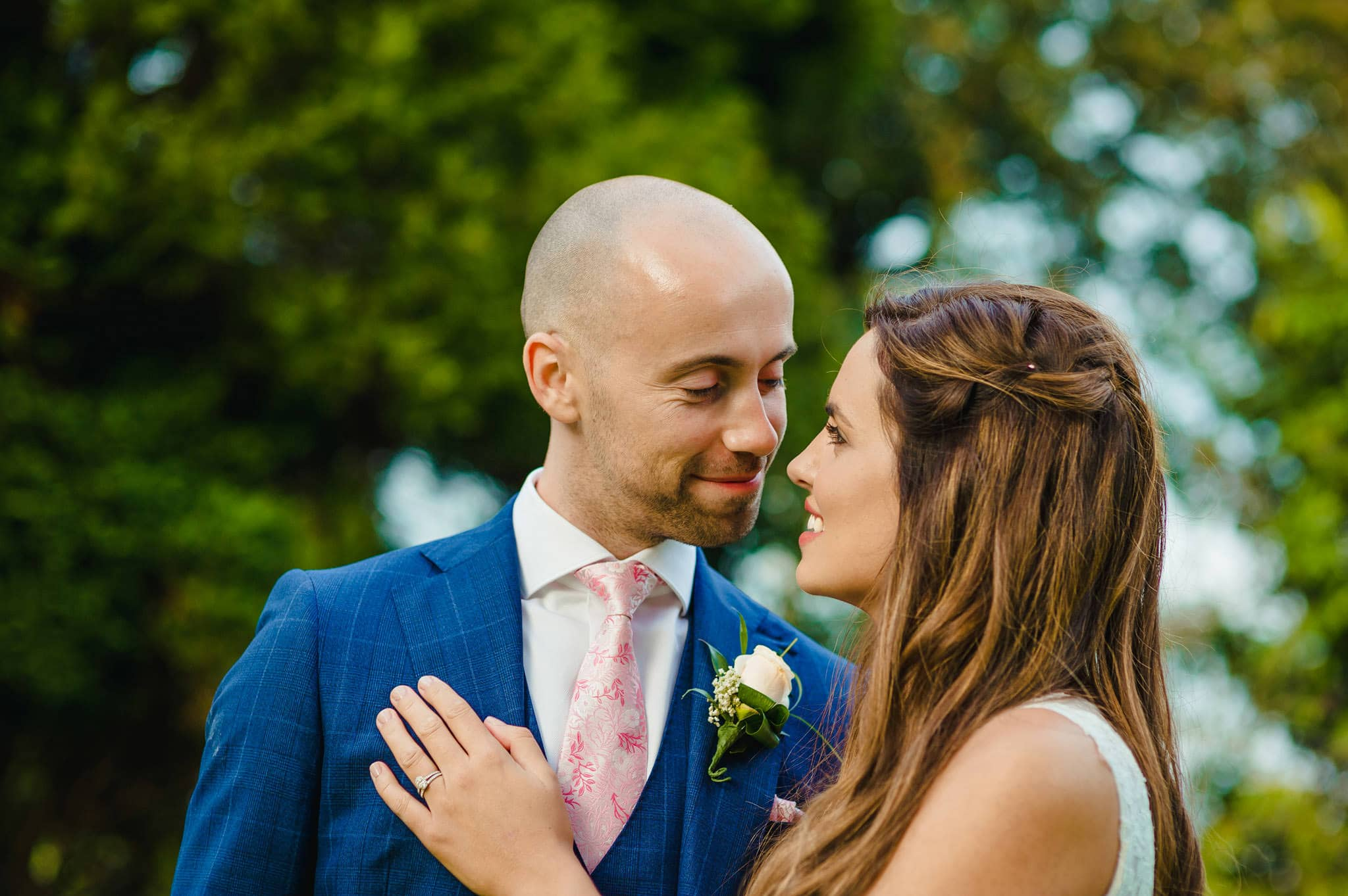 Wedding at Redhouse Barn in Stoke Prior, Worcestershire 181