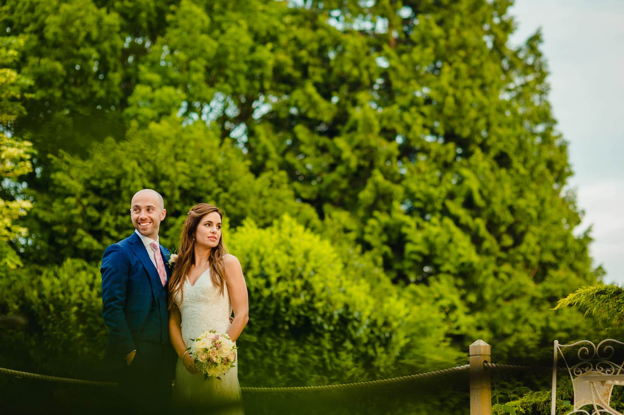 Wedding at Redhouse Barn in Stoke Prior, Worcestershire 157