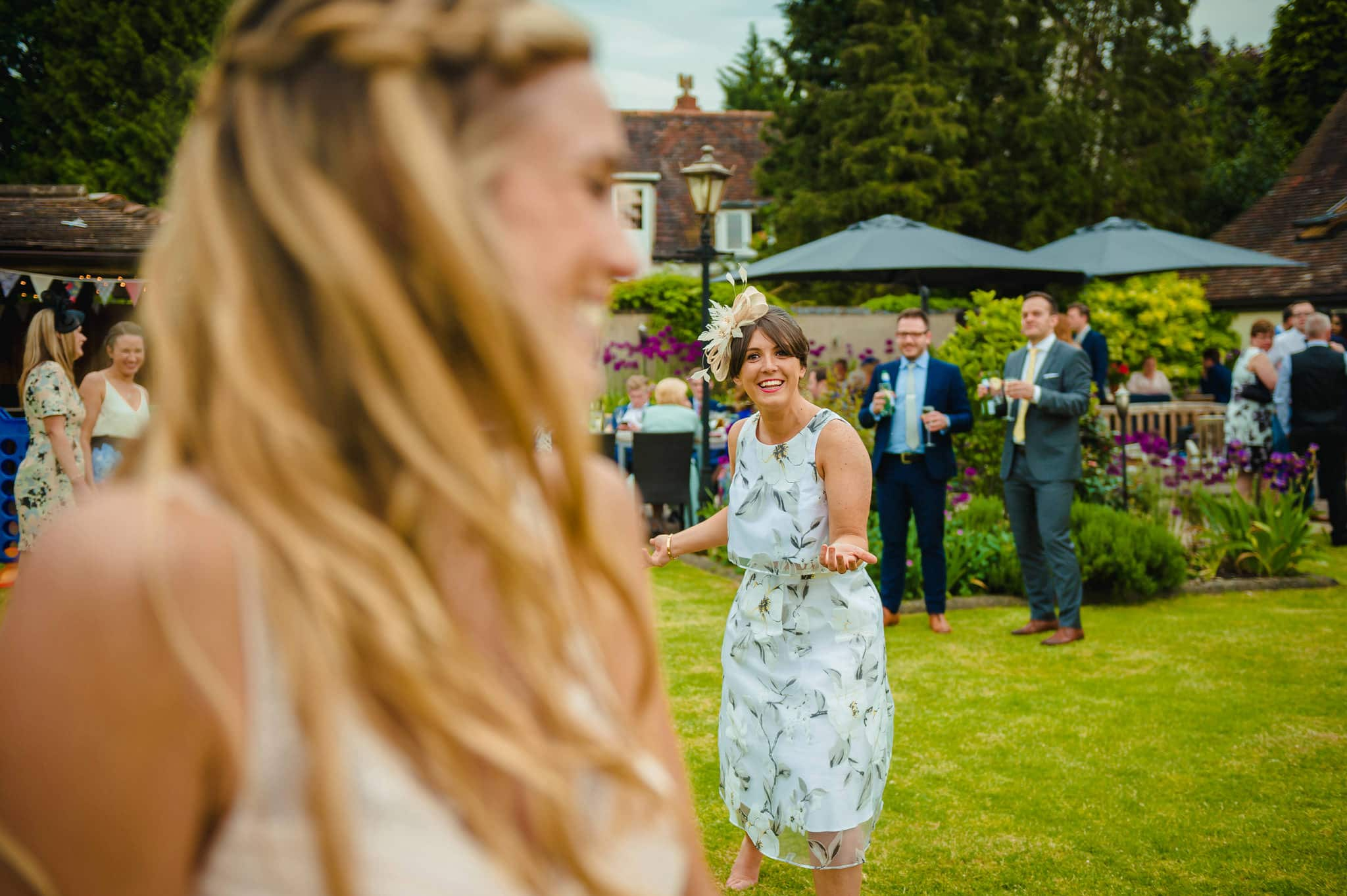 Wedding at Redhouse Barn in Stoke Prior, Worcestershire 183