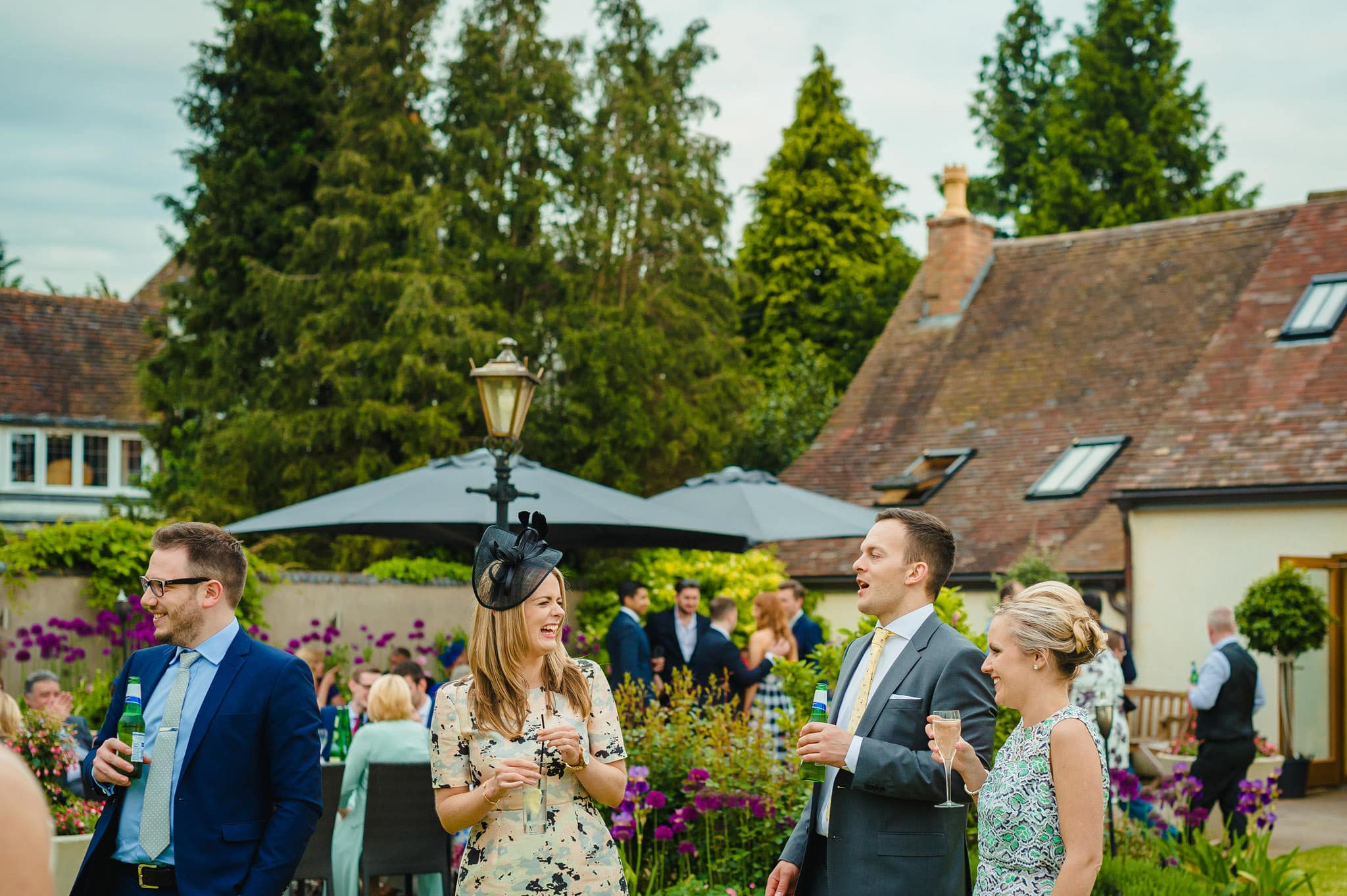 Wedding at Redhouse Barn in Stoke Prior, Worcestershire 184