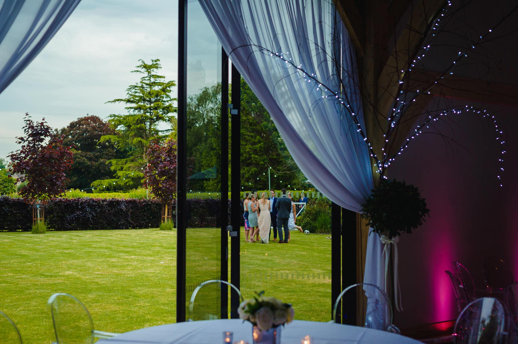 Wedding at Redhouse Barn in Stoke Prior, Worcestershire 185
