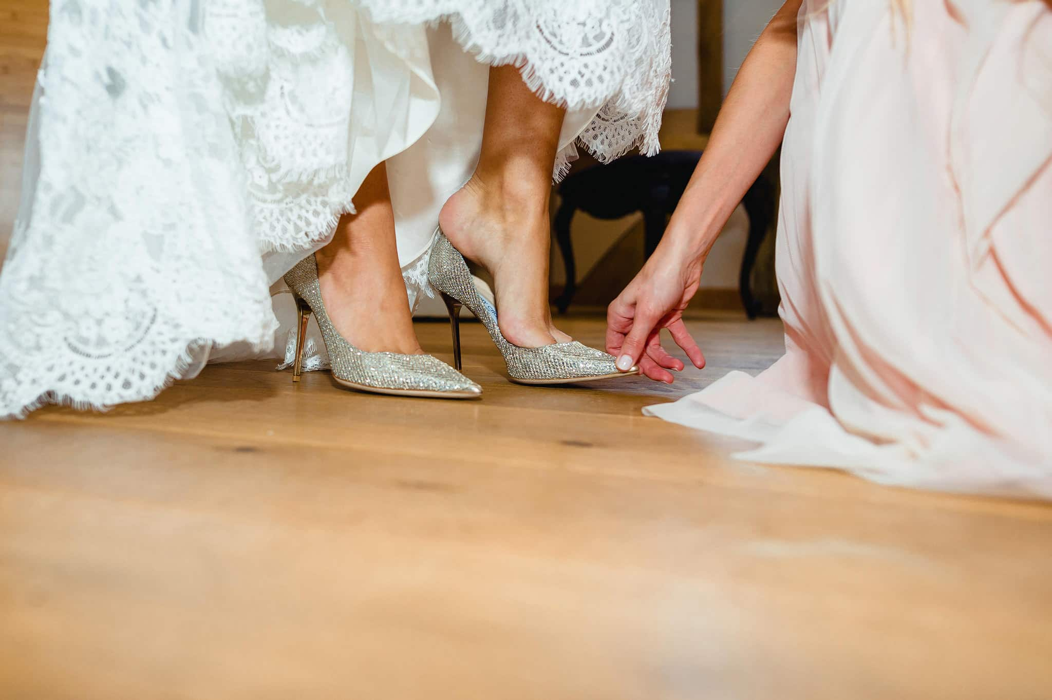 Wedding at Redhouse Barn in Stoke Prior, Worcestershire 17