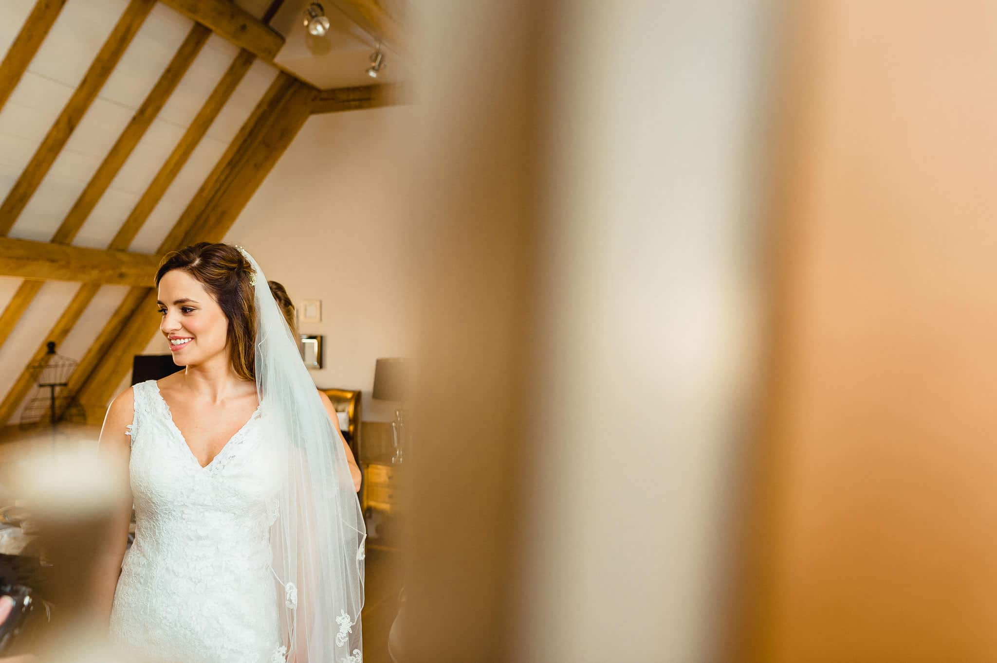Wedding at Redhouse Barn in Stoke Prior, Worcestershire 42