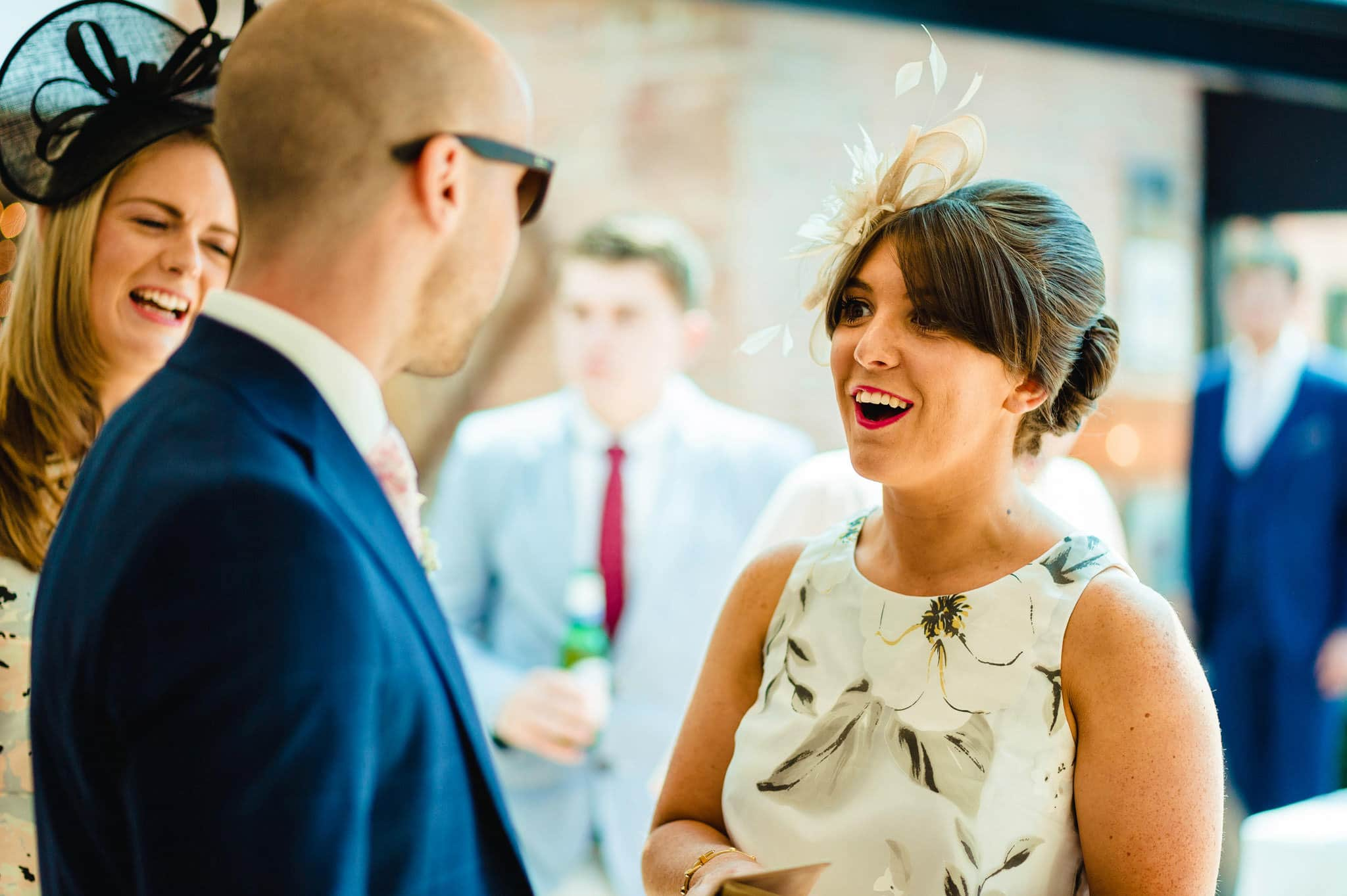 Wedding at Redhouse Barn in Stoke Prior, Worcestershire 53
