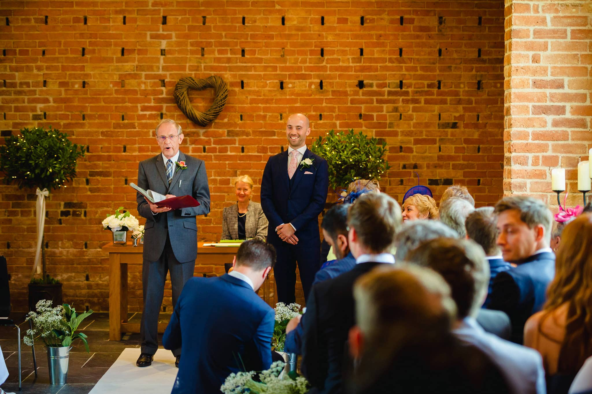 Wedding at Redhouse Barn in Stoke Prior, Worcestershire 55
