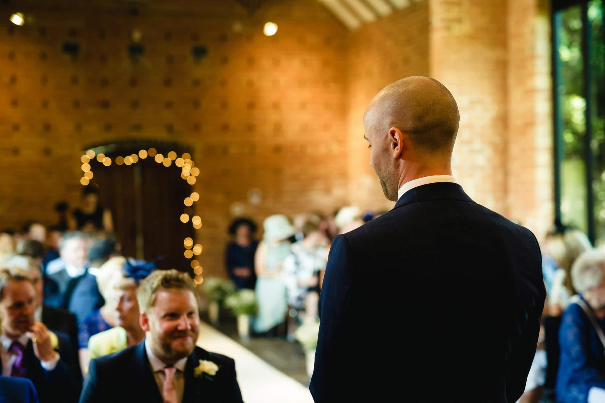 Wedding at Redhouse Barn in Stoke Prior, Worcestershire 57