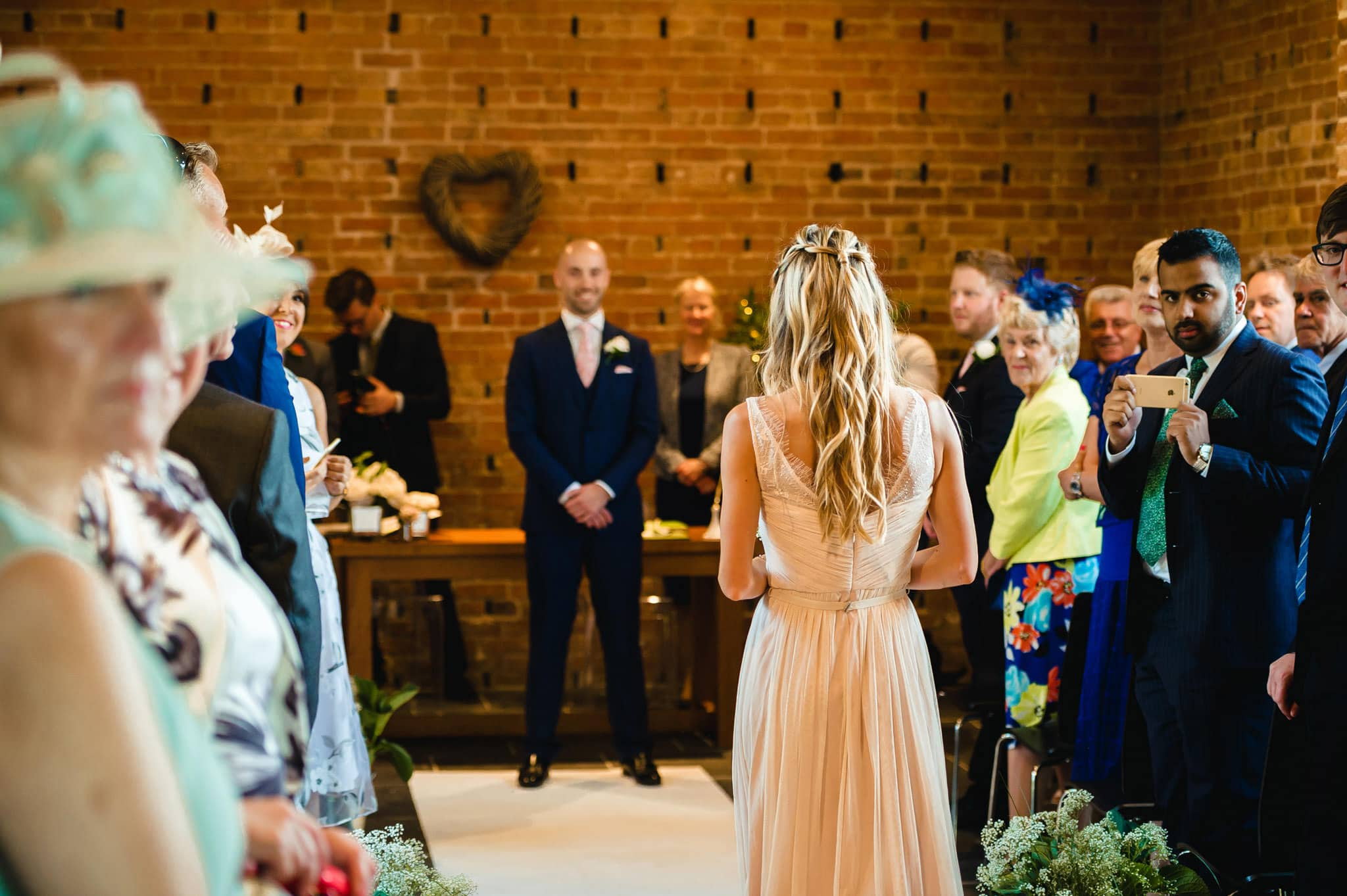 Wedding at Redhouse Barn in Stoke Prior, Worcestershire 60