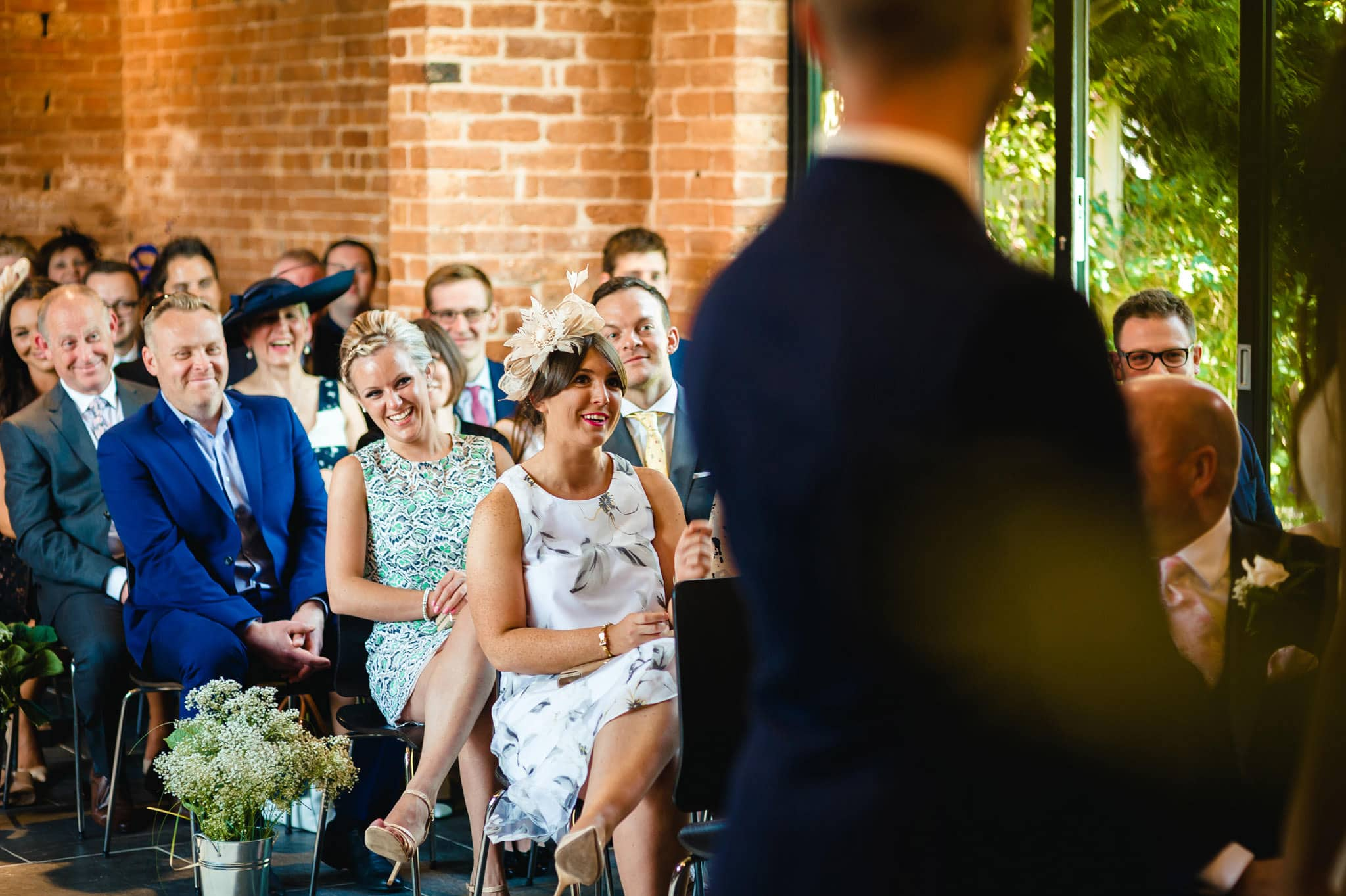 Wedding at Redhouse Barn in Stoke Prior, Worcestershire 62