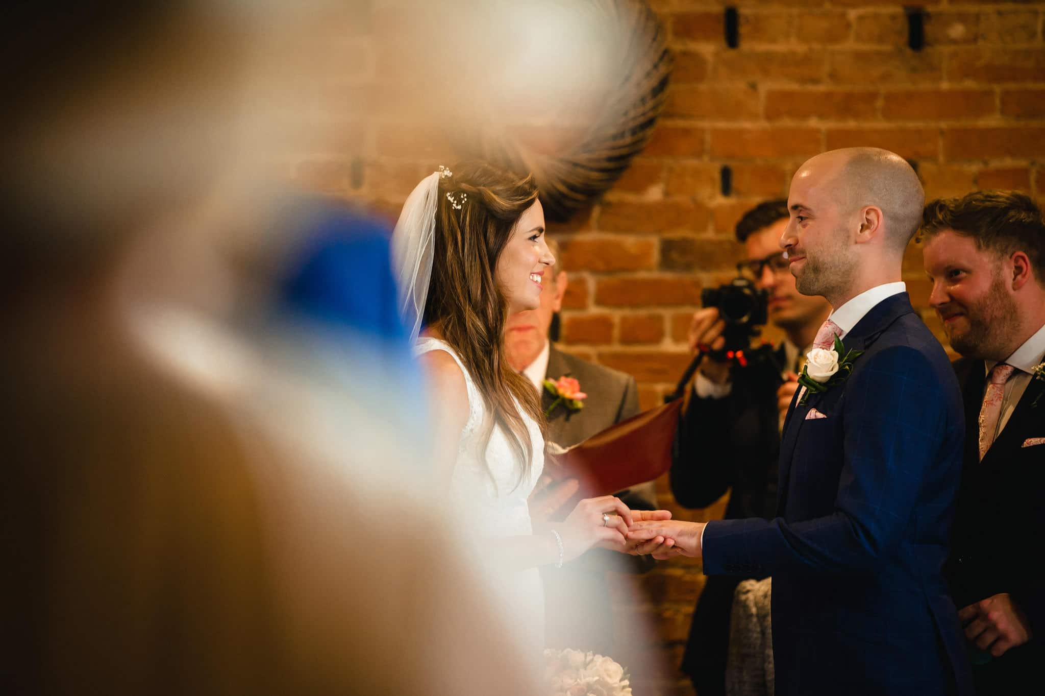 Wedding at Redhouse Barn in Stoke Prior, Worcestershire 65