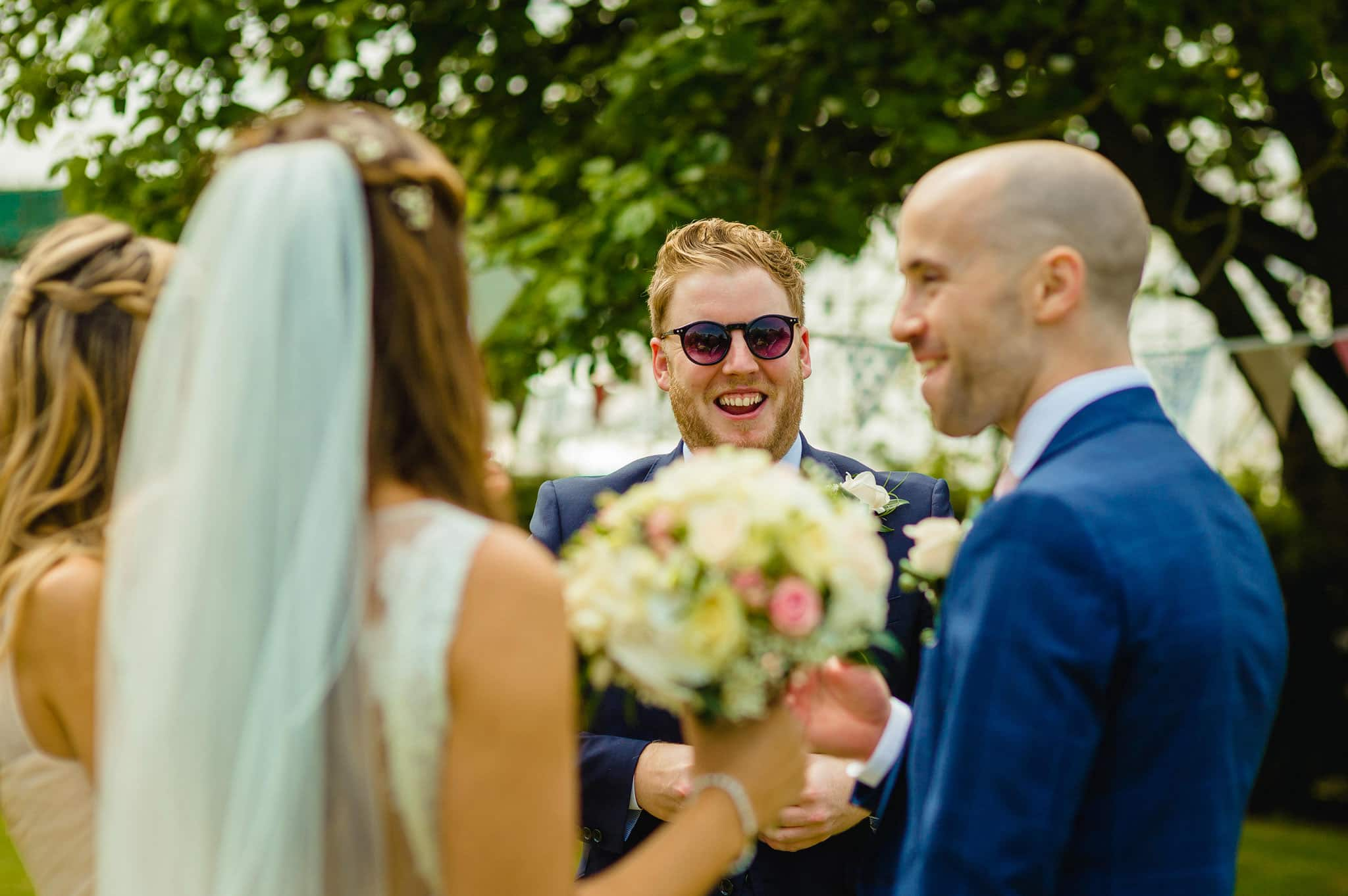 Wedding at Redhouse Barn in Stoke Prior, Worcestershire 86