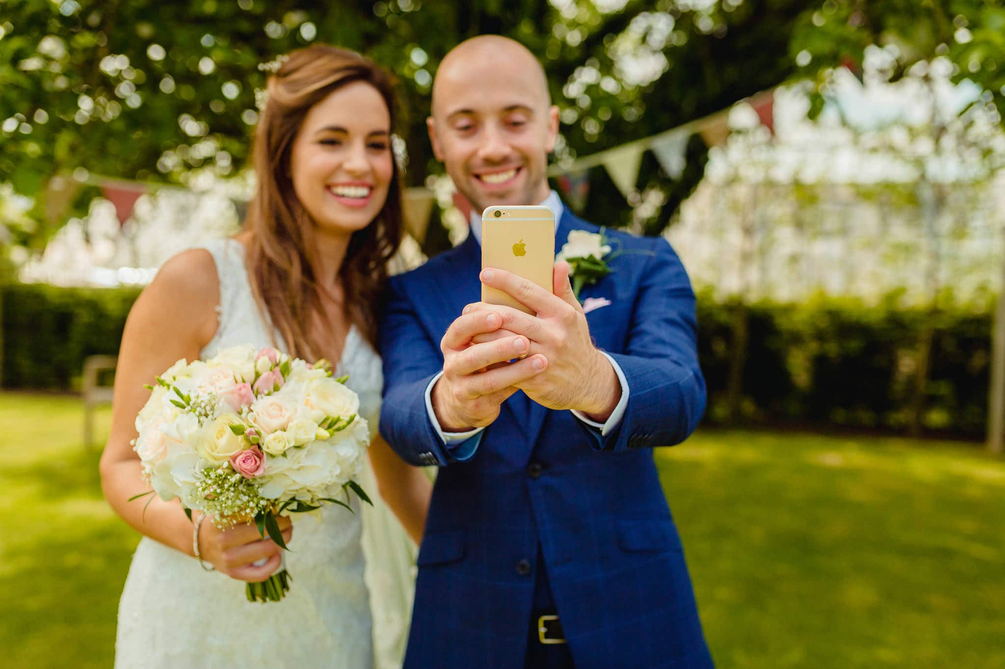 Wedding at Redhouse Barn in Stoke Prior, Worcestershire 100