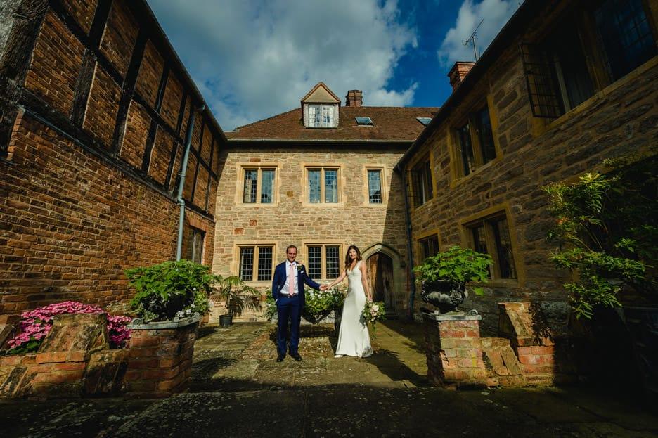 Birtsmorton Court wedding pictures, Worcestershire, West Midlands - Marie & Sam 36