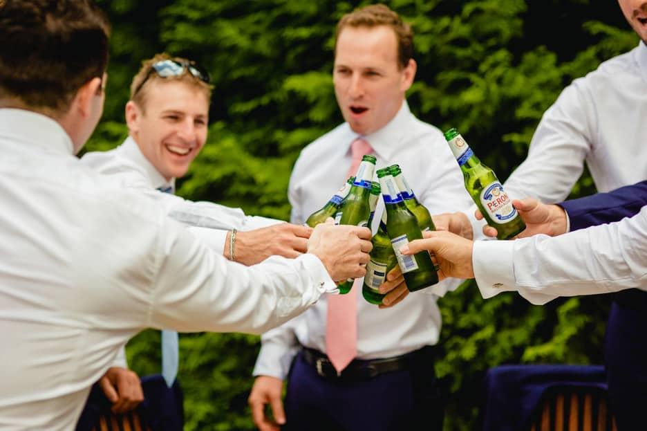 Birtsmorton Court wedding pictures, Worcestershire, West Midlands - Marie & Sam 6