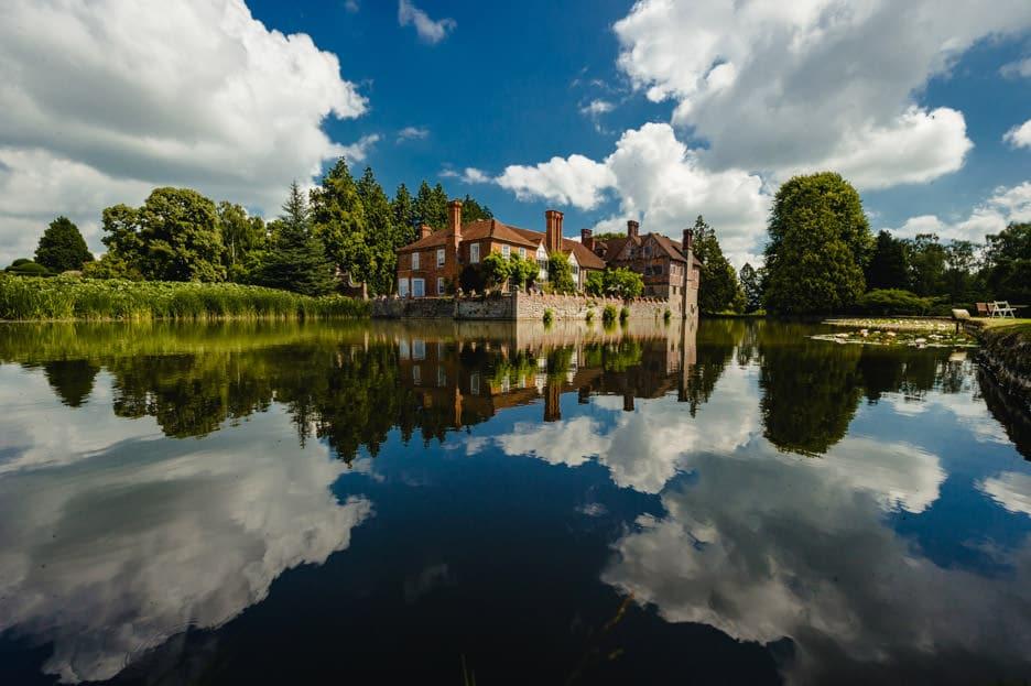 Birtsmorton Court wedding pictures, Worcestershire, West Midlands - Marie & Sam 3