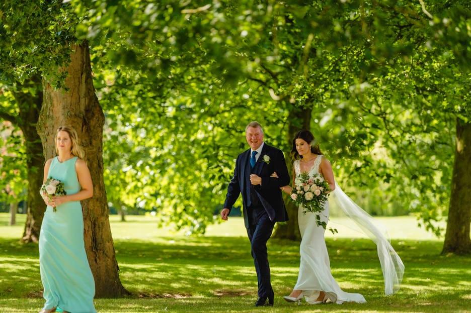 Birtsmorton Court wedding pictures, Worcestershire, West Midlands - Marie & Sam 17