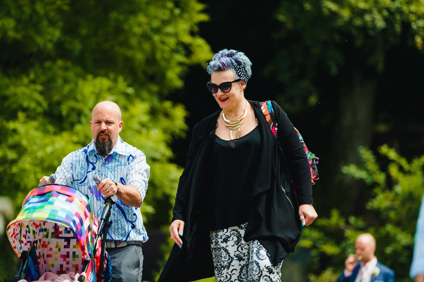 Fforest Wedding, Cardigan, Wales - Lauren and Gareth 89