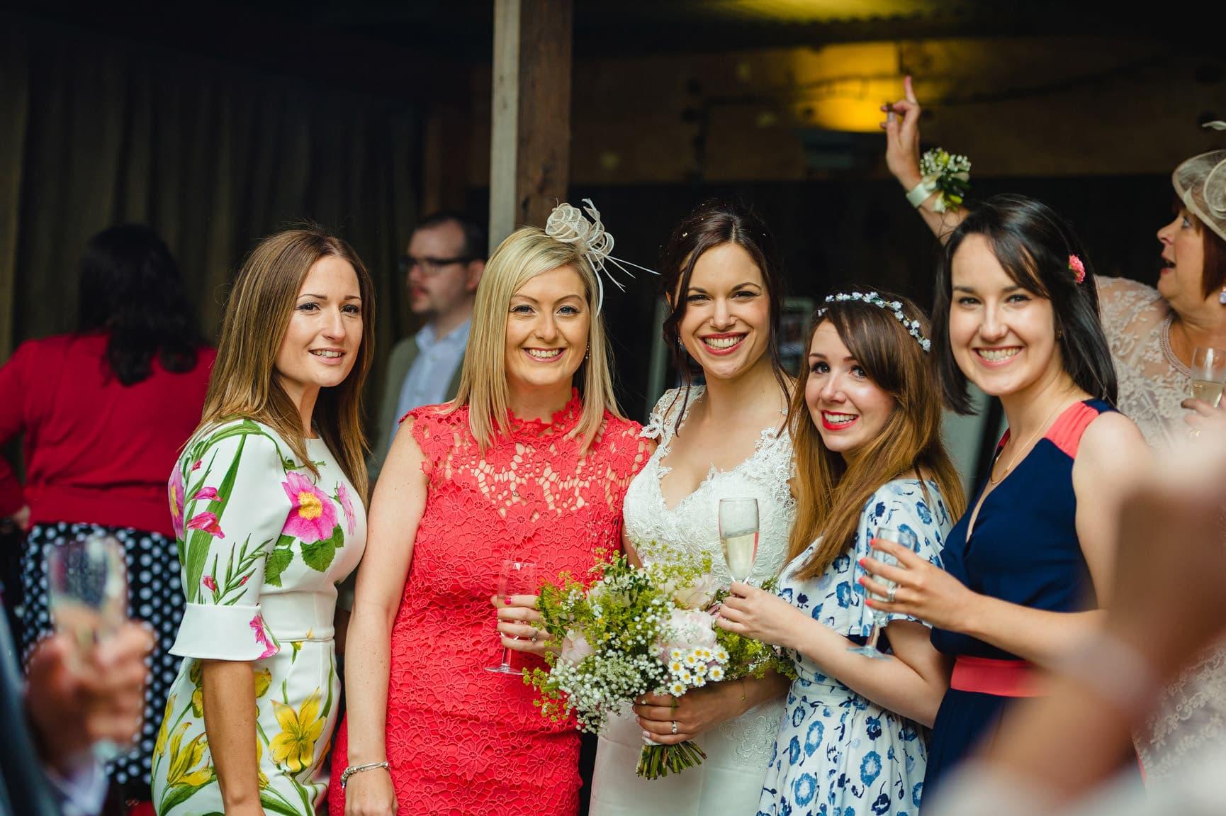 Fforest Wedding, Cardigan, Wales - Lauren and Gareth 97