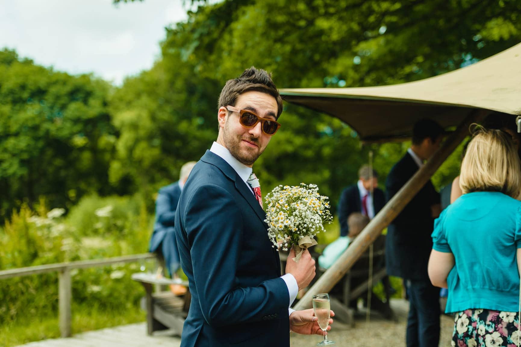 Fforest Wedding, Cardigan, Wales - Lauren and Gareth 99