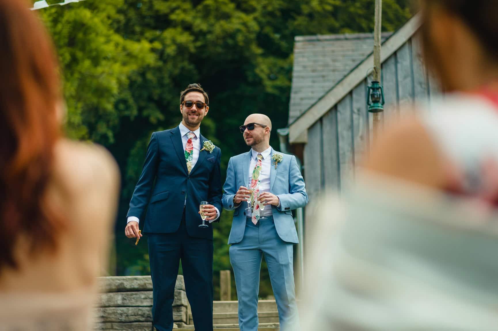 Fforest Wedding, Cardigan, Wales - Lauren and Gareth 101