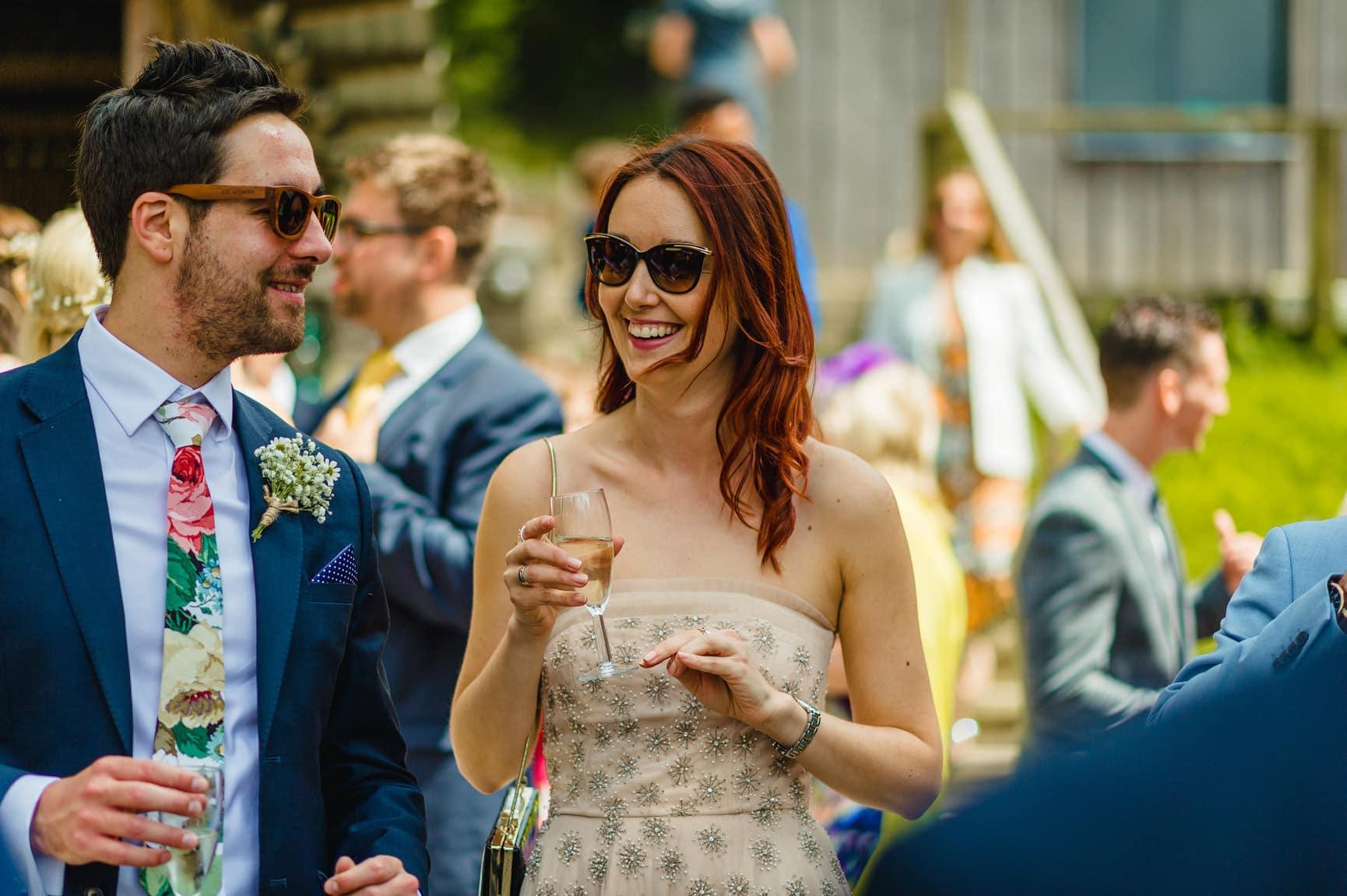 Fforest Wedding, Cardigan, Wales - Lauren and Gareth 103
