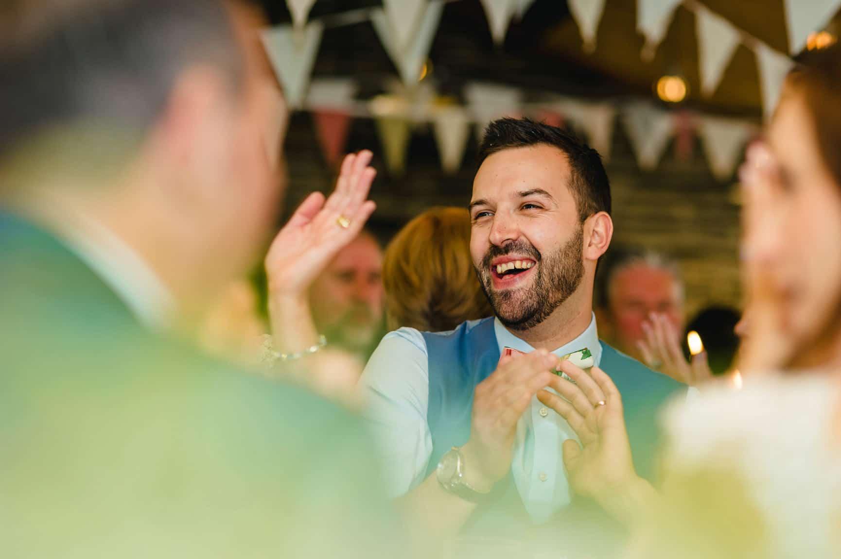 Fforest Wedding, Cardigan, Wales - Lauren and Gareth 115