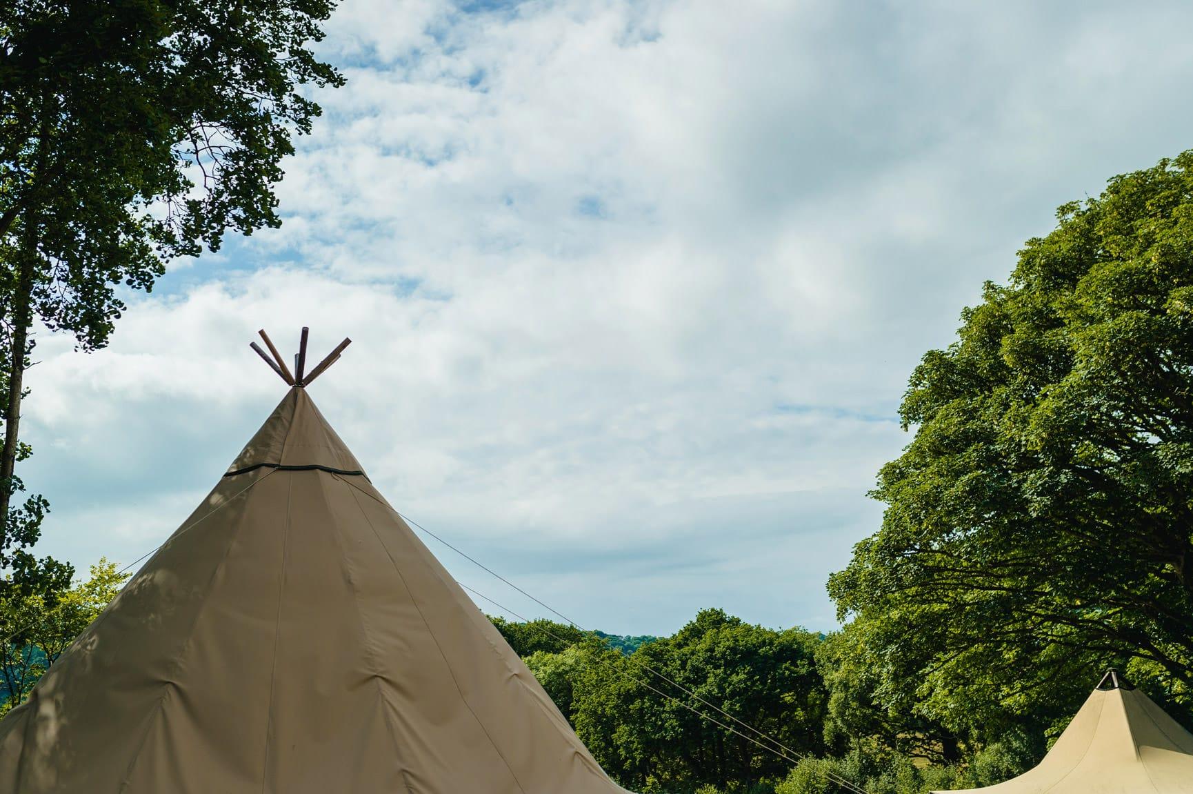 Fforest Wedding, Cardigan, Wales - Lauren and Gareth 1