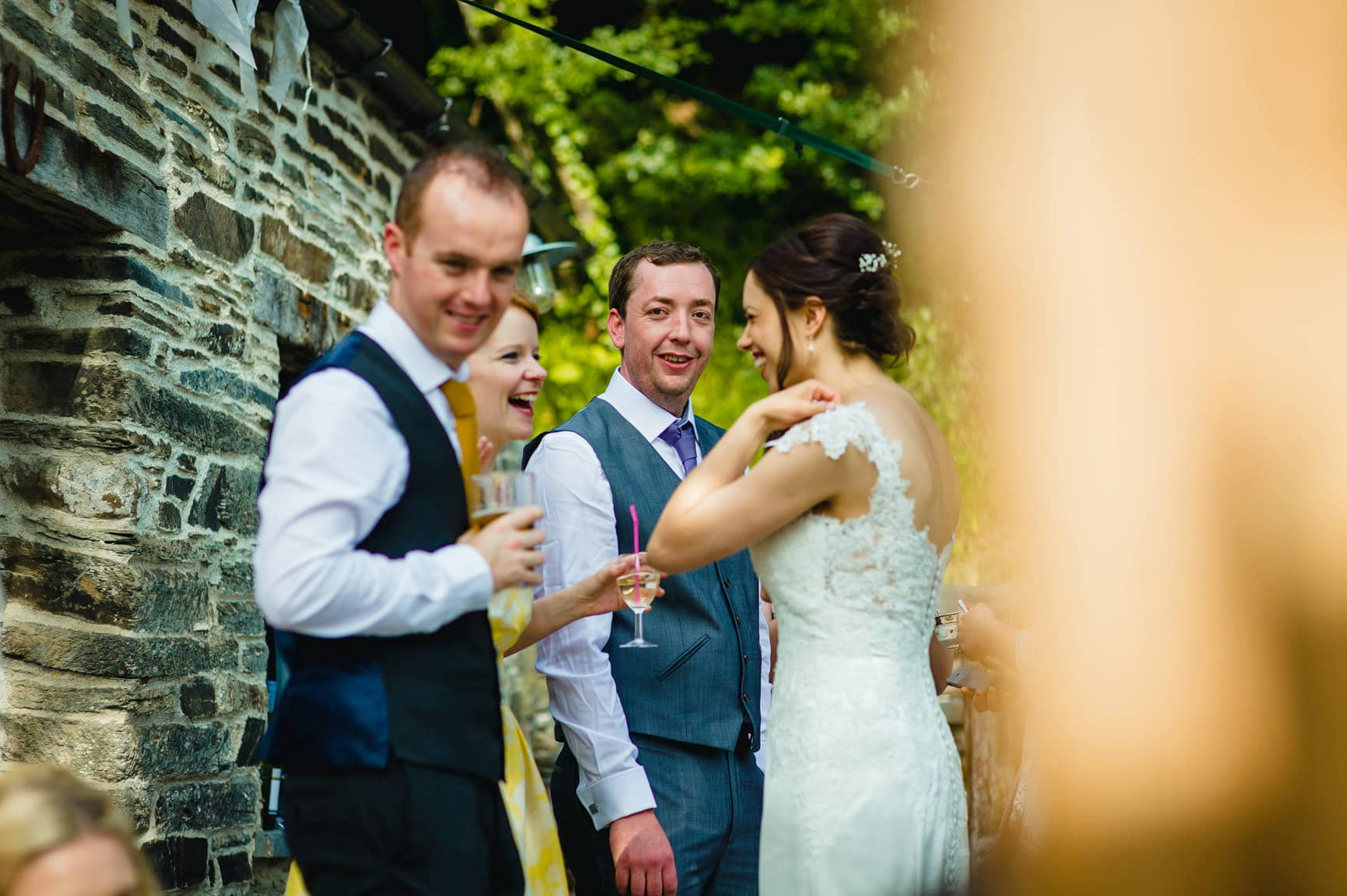 Fforest Wedding, Cardigan, Wales - Lauren and Gareth 141