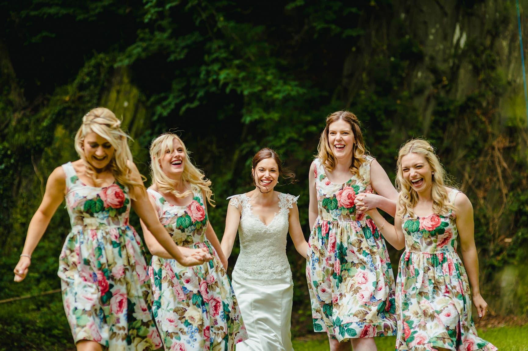 Fforest Wedding, Cardigan, Wales - Lauren and Gareth 136
